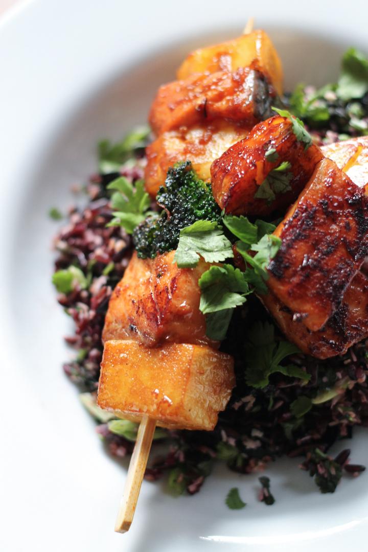 Jess – Salmon and Thai rice2